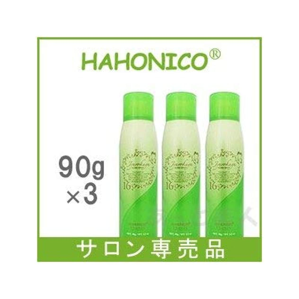 直接またはどちらか住人【X3個セット】 ハホニコ ジュウロクユ ツヤスプレー 90g 十六油 HAHONICO