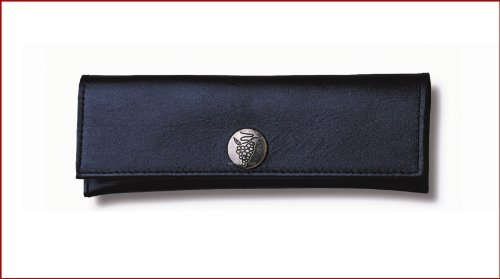 Leather Corkscrew Pouch, Made in Italy