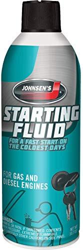 Johnsen's 6762 Starting Fluid - 10.7 oz.
