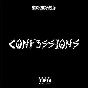 CONF3SSIONS