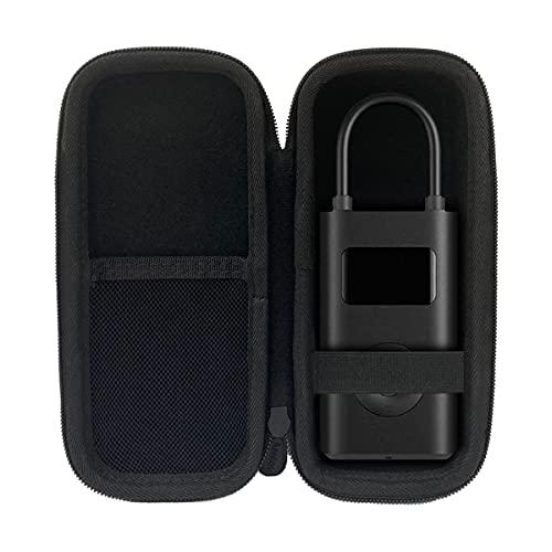 (Nur Taschen)Reise Hart Taschen Hülle für Xiaomi XM500010 Mi Portable Electric Air Compressor Mobiler Luftkompressor von Aenllosi