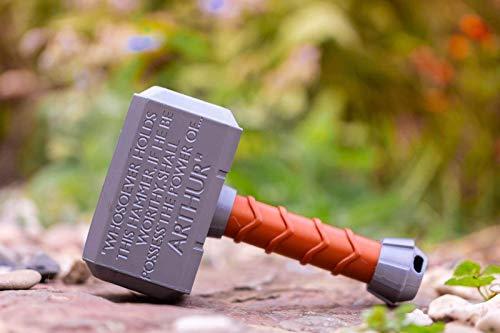 "Maracas ""Thor"" – Rassel individuell mit Namen"