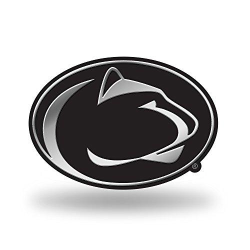 NCAA Penn State Nittany Lions Chrome Finished Auto Emblem 3D Sticker