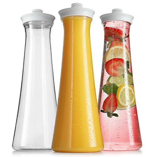 Carafes for Mimosa Bar -Plastic Carafe Water Pitcher -...