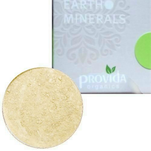 provida Earth Minerals Satin Foundation Golden 1, contenu 6 G