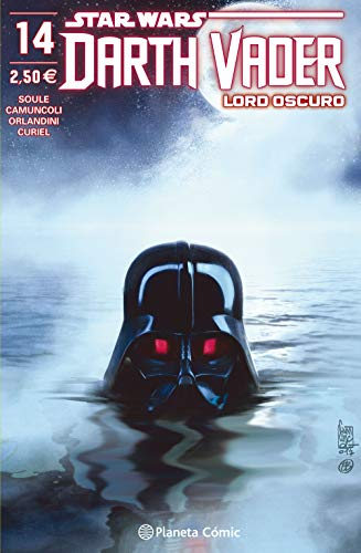 Star Wars Darth Vader Lord Oscuro nº 14/25 (Star Wars: Cómics Grapa Marvel)