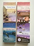 Kristin Hannah (Set of 4) Home Front; True Colors; Firefly Lane; Fly Away