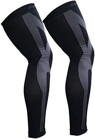 B Driven Sports Graduated Compression Leg Sleeve 20 30mmHG Grade Compression for Men Women 1 product image