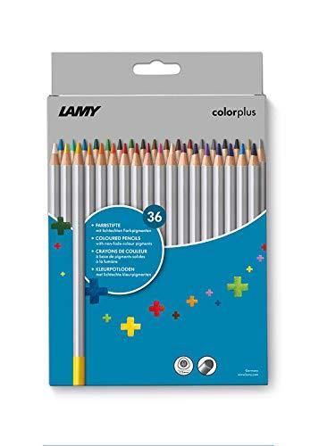 Lamy Farbstift Colorplus Faltschachtel 36er