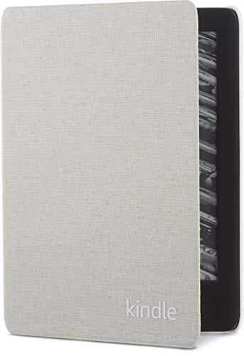 Capa de tecido para Kindle 10ª Geração – Cor Branca (não compatível com o Kindle 8ª Geração)