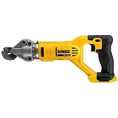 DEWALT DCS496B 20V Max 18 Gauge Offset Shear Bare Tool