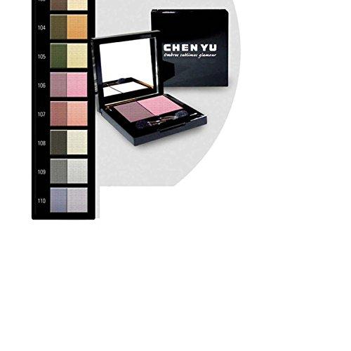 Chen Yu Chen Yu Glamour Sombra De Ojos Duo 109 2 g