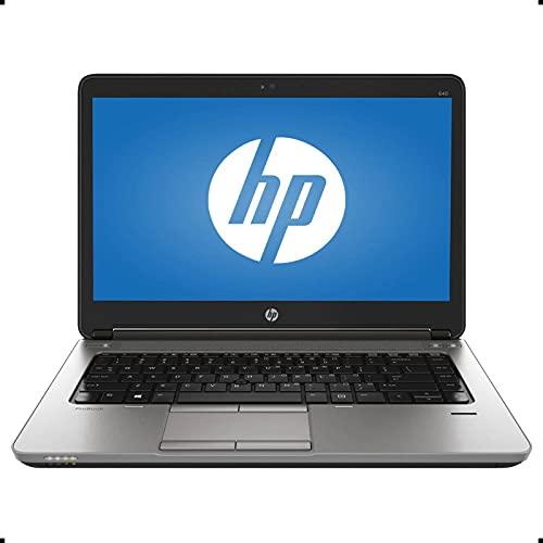 HP Probook 640 G1 14in Laptop, Intel Core i5-4300M 2.6GHz, 8GB...
