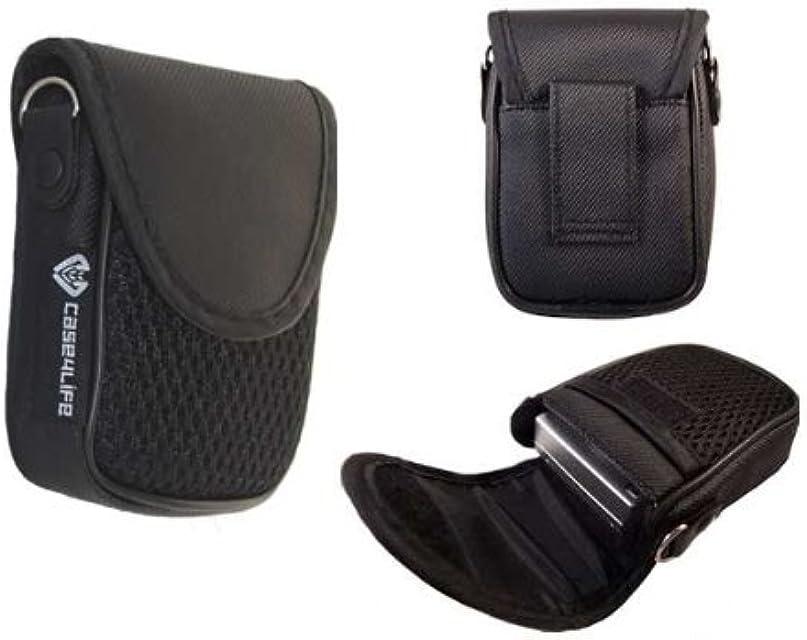 Case4Life compacta cámara Digital Bolsa Caso Suave para Nikon Coolpix L S A Serie Inc A100 A10 A300 L27 L28 L29 L30 L31 S2900 S3500 S3700 S6300 S3100 – Garantía de por Vida