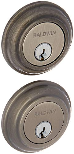 Baldwin Hardware 8232.151 Deadbolt Lock