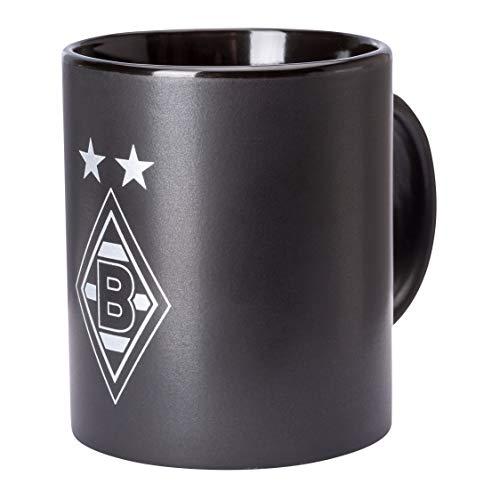 Borussia Mönchengladbach Tasse Silber Raute