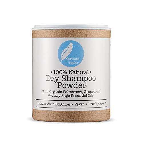 Corinne Taylor Organic Dry Shampoo Pulver