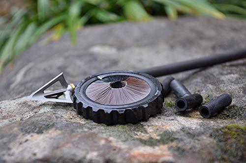 Pocket-Arrow mit Pfeilaufsatz von Pocket-Shot
