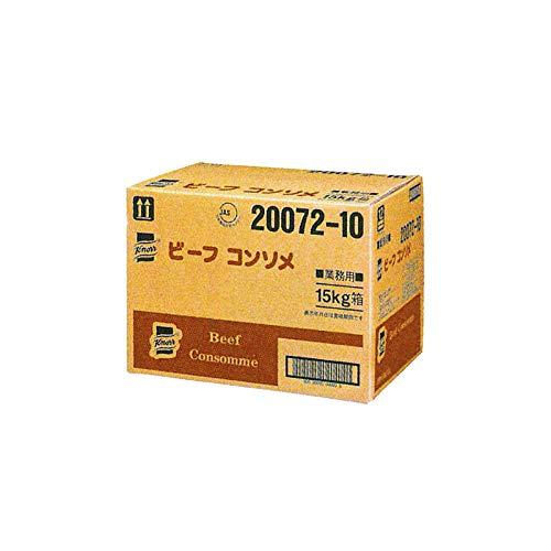 「クノールR ビーフコンソメ」 15kg箱