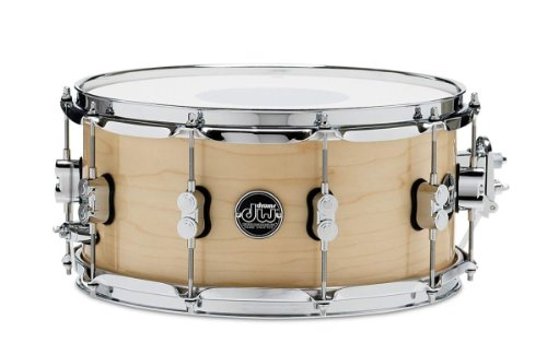 DW Performance Series 14x6.5 Snare Drum in Natural