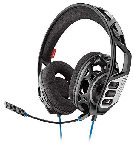 Plantronics RIG 300 HS, Gaming-Headset, PS4, schwarz