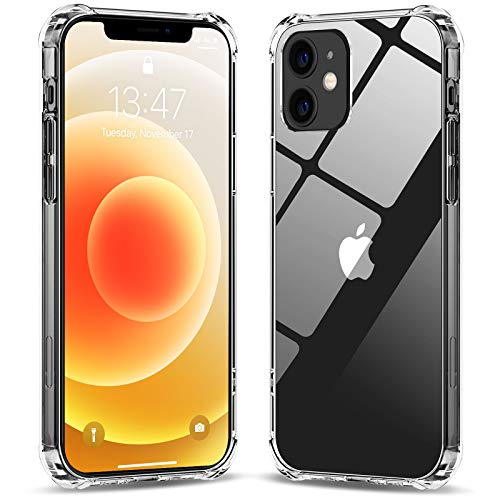 Babacom Funda Compatible con iPhone 12 y 12 Pro (6.1 Pulgada