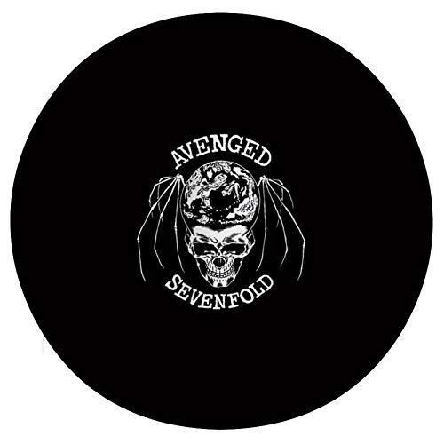 Cojín Cojín de Asiento de Espuma viscoelástica Redondo Avenged Sevenfold Logo Cojín súper Acogedor Cojín Suave para Interior