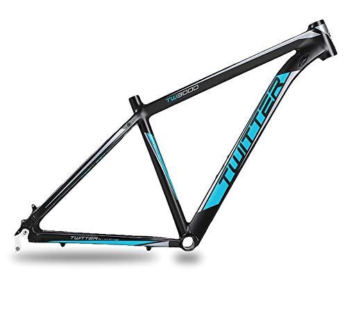 Lidauto frame voor mountainbike, 26/27,5 inch, aluminiumlegering, accessoires voor fiets, hoogte 15,5/17 inch
