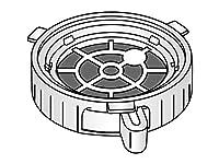 Panasonic コーヒーメーカー 活性炭フィルター ACB28-151-K0