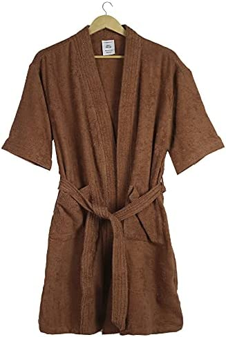 Top 10 Best seven apparel hotel spa collection herringbone textured plush robe Reviews