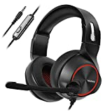 Gaming Headset with Virtual 7.1 Surround Sound for PS4, Xbox One,Nintendo Switch, Noise