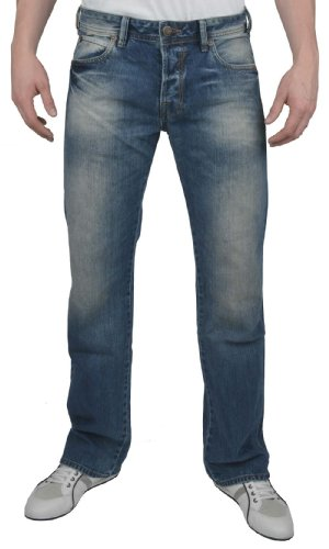 LTB Herren Boot-Cut Jeans, Powder Aged 1241, L38W / 32L
