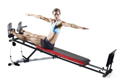 Product Image 23: Weider Ultimate Body Works Black/Red, Standard