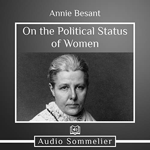 On the Political Status of Women cover art