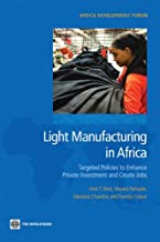 Light Manufacturing in Africa