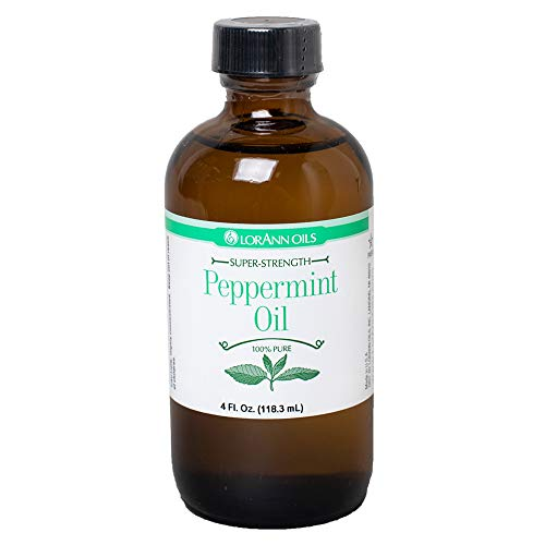 LorAnn Peppermint Oil Super Strengt…