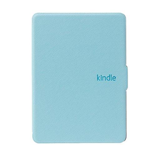 Runrain Ecopelle Supporto Tablet Case per Amazon Kindle ° Generazione 2016