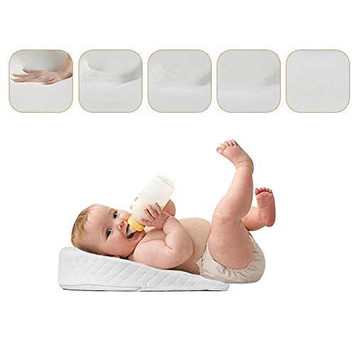 Head Care Orthopedic Cushion Pink N\A Hibtn Baby Memory Foam Pillow Baby Pillow Newborn