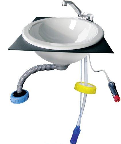 Westfield Comet Wasser Set für ModuCamp-Campingschränke