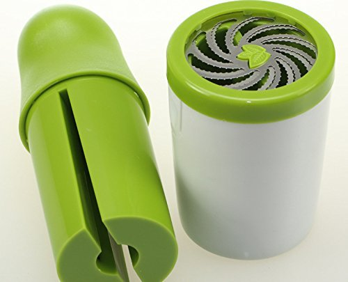 ALYSSASALOON Stainless Steel Herb Kitchen Tool Set crushes all kinds of herbs MUST FOR KITCHEN