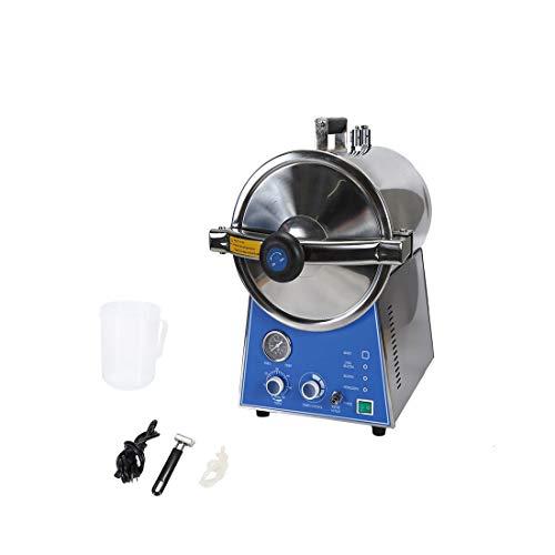 Ocean Aquarius Lab Euipment Autoclave Vacuum Steam Sterilizer 24L 110V