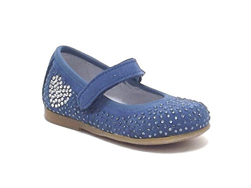 Twin Set, Mädchen Stiefel & Stiefeletten Blau Pacifico, Blau - Pacifico - Größe: 21