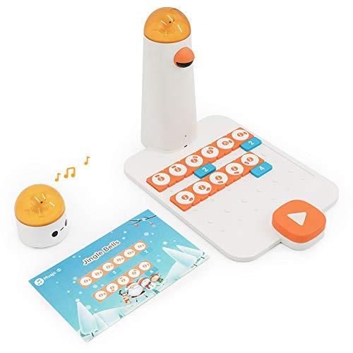 Matatalab Pro Set Robot for Kids Ages 4+,STEM Educational Toy for Kids,Entry-Level Programming DIY Mechanical Building Blocks Robot,Game