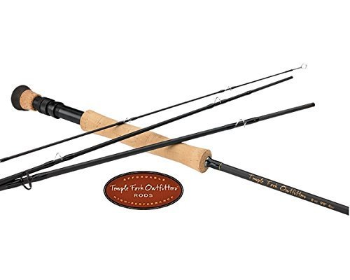 Tempio Fork Outfitters Professional Series II Fly Rods Model: TF 09904P2(9'0, 4pc., 9WT.) by Tempio Fork Outfitters