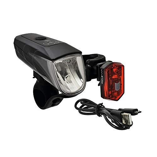 Büchel Unisex– Erwachsene BLC 710 Led-Batterie-Beleuchtungs-Set, Schwarz, Einheitsgröße