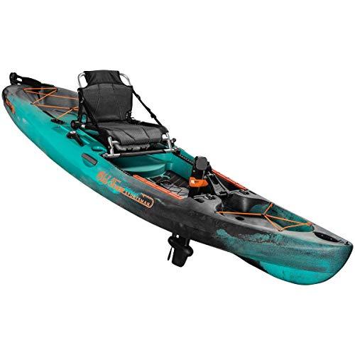 Old Town Sportsman Salty PDL 120 Pedal Fishing Kayak (Photic Camo)