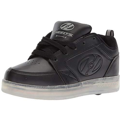 Heelys Premium-Schuhe mit Rollen für Kinder, Schwarz (schwarz), 18 EU