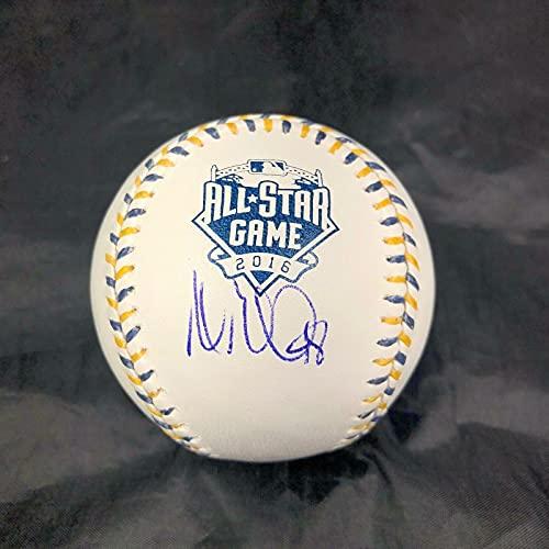 Andrew Miller signed baseball PSA/DNA St. Louis Cardinals autographed