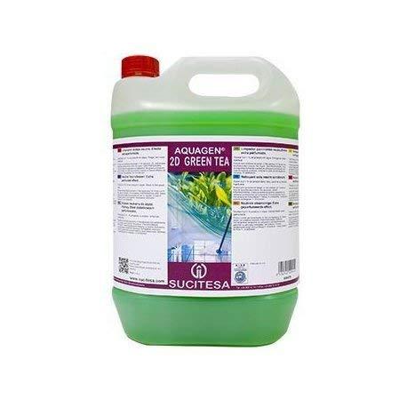 Fregasuelos extraperfumado neutro. BT 5 L. Green Tea