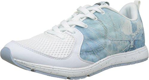 Desigual Shoes_X-Lite 2.0 Y, Scarpe Running Donna, Blu (5006 Jeans), 40 EU
